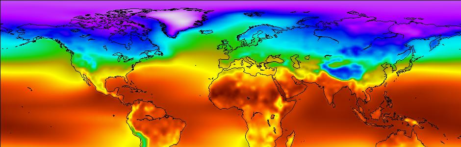 Land + Ocean Data Set