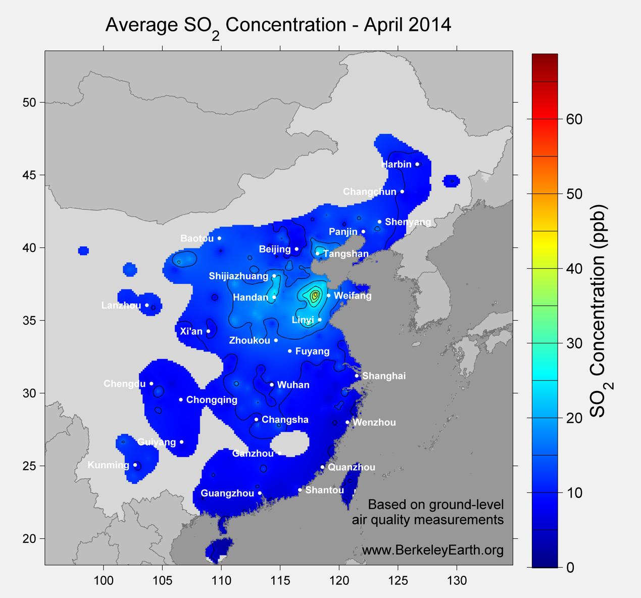 China_so2_April_Linear
